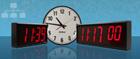 Сеть Дисплей часов