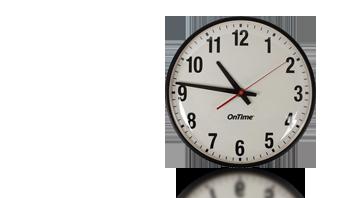 PoE аналог настенные часы