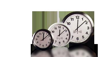 радиоуправляемые аналоговый настенные часы